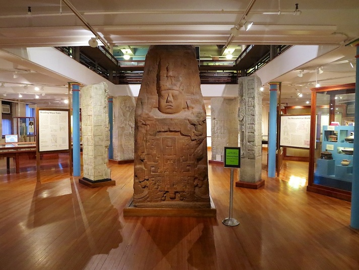 Peabody Museum, Encounters with the Americas